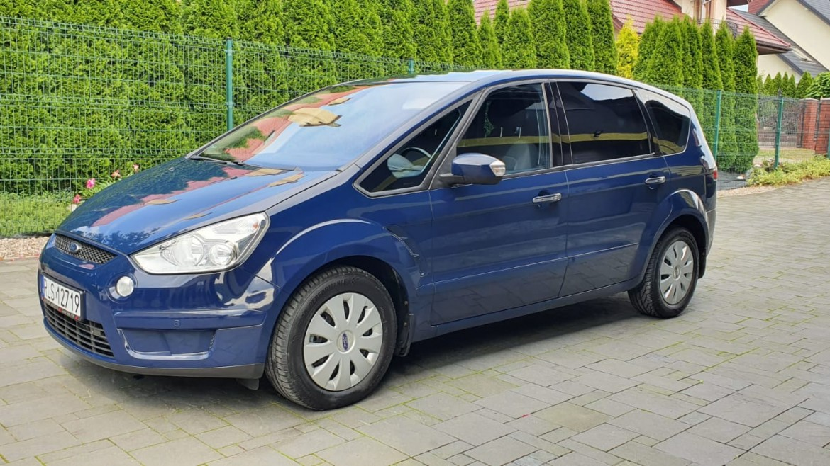 FORD S-MAX!