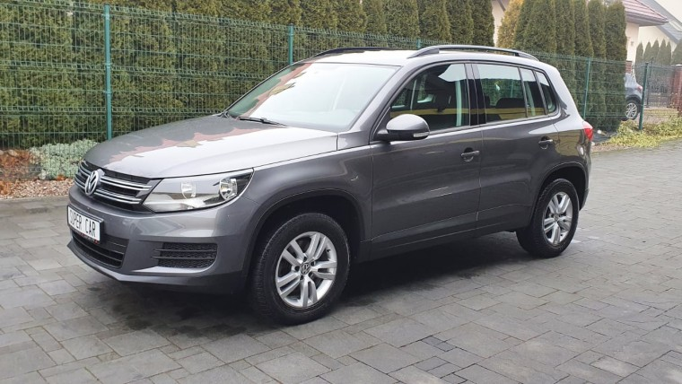 VW TIGUAN 4-MOTION